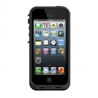 Lifeproof iPhone 5 Case - 1 Pack - Retail Packaging - Black:Amazon:Cell Phones & Accessories