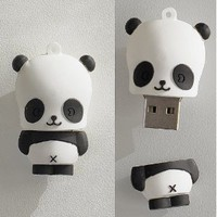 Amazon.com: High Quality 32 GB Baby Panda USB Flash Memory Drive: Computers & Accessories
