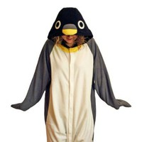 Penguin Costume - all in one kigurumi animal suit