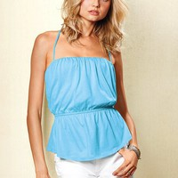Peplum Bra Top
