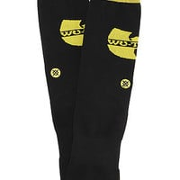 Stance Socks The WuTang Socks in Black