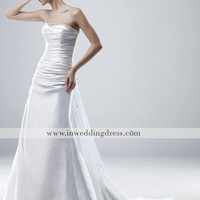 Beach Bridal Gowns,Destination Wedding Dresses