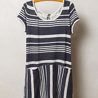 Anthropologie - Cornflower Slub Tunic