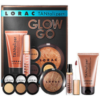 Sephora: LORAC : TANtalizer® To Glow Go Collection : combination-sets-palettes-value-sets-makeup