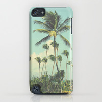 I would like to live a simple life iPhone & iPod Case by Irène Sneddon