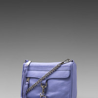 Rebecca Minkoff Mini Mac in Lilac from REVOLVEclothing.com