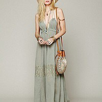 Free People  Endless Summer Triangle Top Maxi at Free People Clothing Boutique