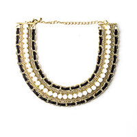 Bang and Bob The Cleo Collar Necklace : Karmaloop.com - Global Concrete Culture