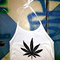 SWEET LORD O'MIGHTY! Marijuana Halter