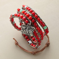 GUARDIAN OF LOVE 3 WRAP         -                  Bracelets         -                  Jewelry                       | Robert Redford's Sundance Catalog
