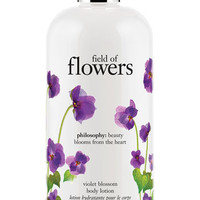 philosophy 'field of flowers - violet blossom' body lotion | Nordstrom
