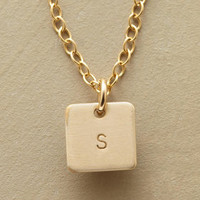 DAINTY INITIAL NECKLACE         -                  Necklaces         -                  Jewelry                       | Robert Redford's Sundance Catalog