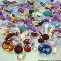 200+ Carat Mixed Loose Natural Gem Stone Lot Parcel