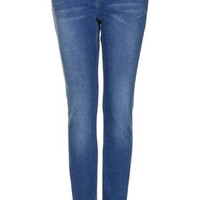 MOTO Blue Baxter Skinny Jeans - Memorial Day 20% Off  - Sale & Offers
