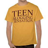 teen blogging sensation from Zazzle.com