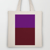 Re-Created Playing Field XLV Tote Bag by Robert Lee