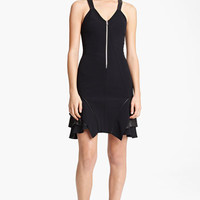 Yigal Azrouël Crepe & Jersey Dress | Nordstrom