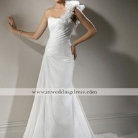 Informal Bridal Gown,Destination Wedding Dress