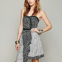 Free People  Hot Stuff Strapless Dress at Free People Clothing Boutique