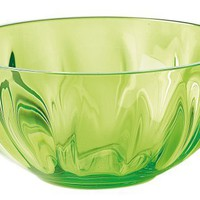 Guzzini GU-2008.15-44 Aqua Bowl, 6-Inch, Green:Amazon:Kitchen & Dining
