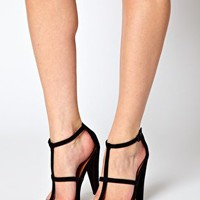 ASOS HOSTAGE Heeled Sandals at asos.com