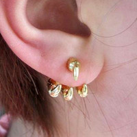 Eagle Claw Earrings | Six7th