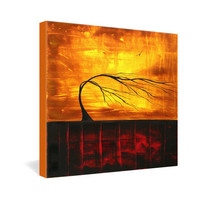 DENY Designs Home Accessories | Madart Inc. Depths Of The Soul Gallery Wrapped Canvas