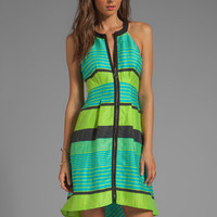 Nanette Lepore Bogatell Dress in Kiwi Multi from REVOLVEclothing.com