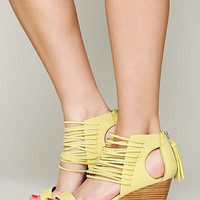 Free People Cascade Mini Wedge