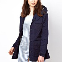Penfield Summer Anorak With Hood at asos.com