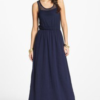 Way-In Maxi Dress (Juniors) | Nordstrom