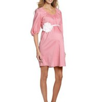 Amazon.com: MORE of me Women's Maternity The Baby Shower Dress: Clothing