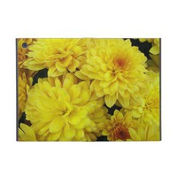 Yellow Mums Covers For iPad Mini from Zazzle.com