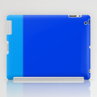 Re-Created Playing Field XLIX iPad Case by Robert Lee