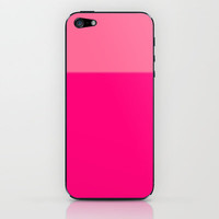 Re-Created Playing Field L iPhone & iPod Skin by Robert Lee