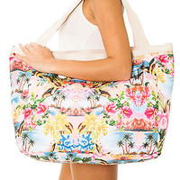LeSportsac The Reversible Beach Tote In Belize Beach : Karmaloop.com - Global Concrete Culture