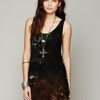 Free People Key Largo Tie Dye Dress