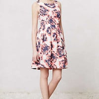 Anthropologie - RosebloomBurnout Dress