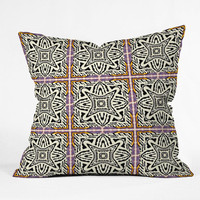 DENY Designs Home Accessories | Ingrid Padilla Bohemian Renaissance Outdoor Throw Pillow
