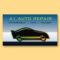 Auto Repair Business Cards from Zazzle.com