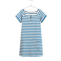 STRIPED DRESS WITH ZIP - Dresses - Girl - Kids - ZARA United States