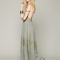Free People Endless Summer Triangle Top Maxi