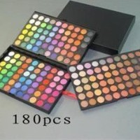 Amazon.com: MAC 180 Color Makeup Palette Tra Cosmetics Multicolor Professional Eye Shadow Tray: Beauty