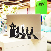 Decal for Macbook Pro, Air or Ipad Stickers Macbook Decals Apple Decal for Macbook Pro / Macbook Air 27774