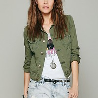 Free People Free People Love Always FP Denim Jacket