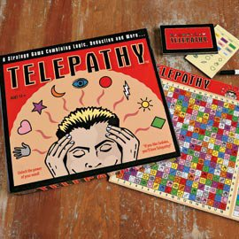Telepathy, Family Board Game, Holiday Gifts | Solutions
