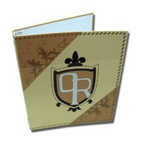 Ouran High School Host Club School Emblem Binder