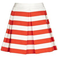 Robert Rodriguez Striped Skirt - Glow - Farfetch.com
