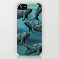 Vaquita  iPhone & iPod Case by Ben Geiger