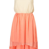 One Shoulder Dip Hem Dress by Rare** - New In This Week - New In - Topshop